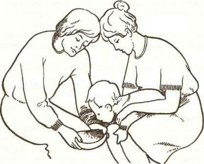 Первая помощь ребенку при отравление